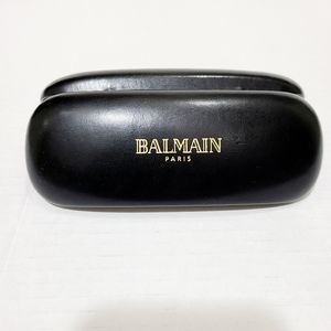 Balmain Glasses Case